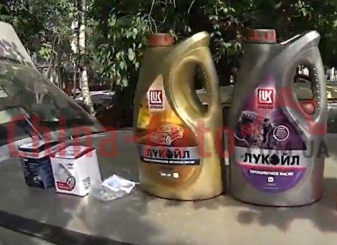 Меняем вовремя масло и фильтр